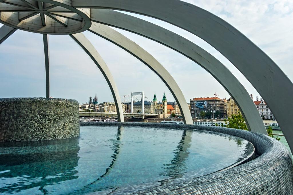 Rudas Bath Budapeşte
