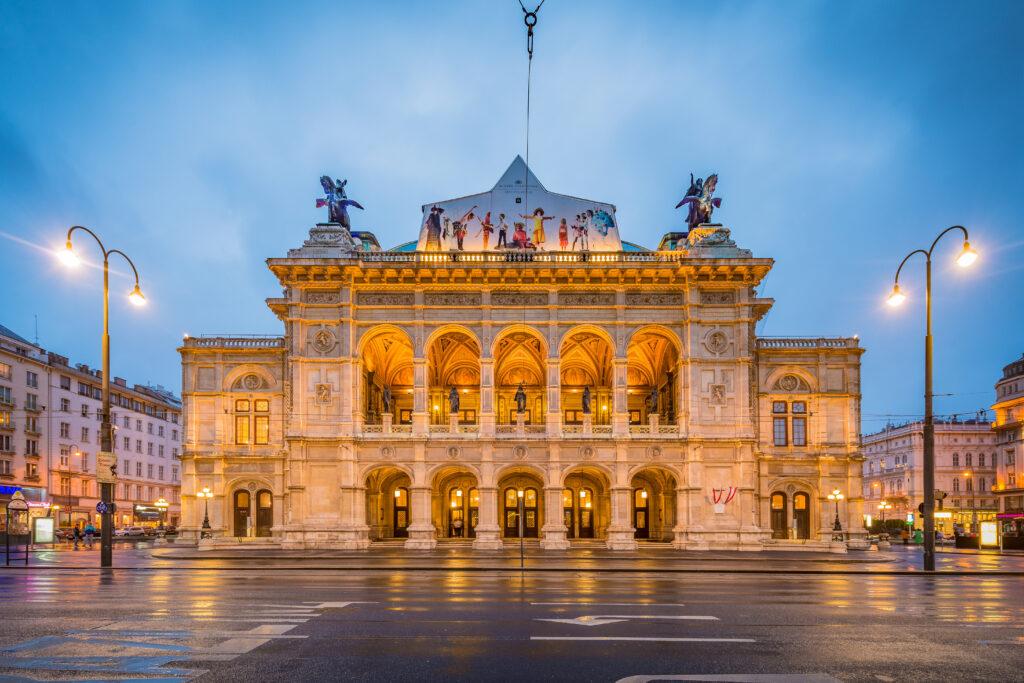 Viyana Opera Binası - Viyana Devlet Operası