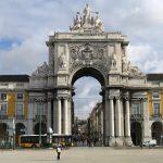 lizbon ticaret meydanı