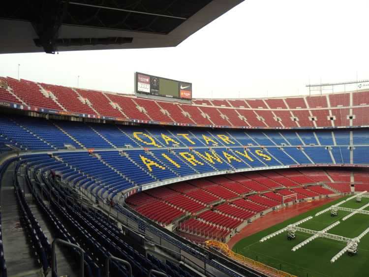 Nou Camp Stadı, Barselona