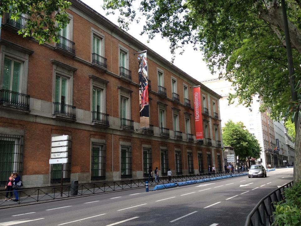 Thyssen Bornemisza Müzesi – Madrid