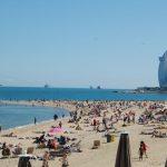 barselona plaj