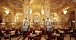 new york cafe budapeste