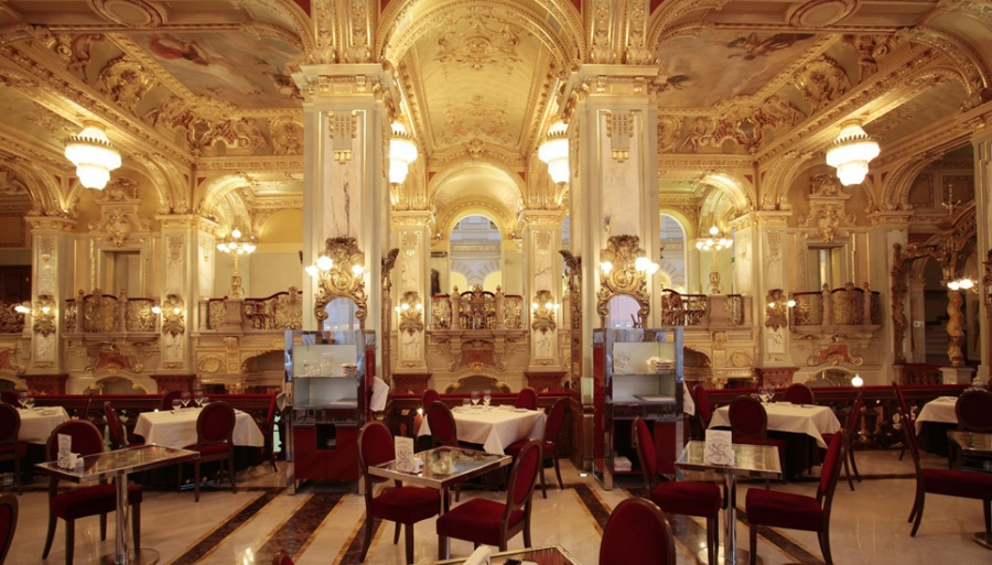 New York Cafe, Budapeşte