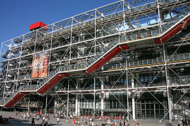 Pompidou Merkezi