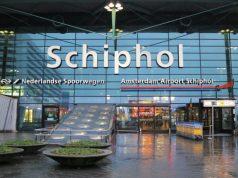 amsterdam havaalanı