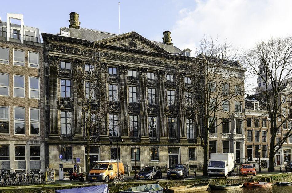 amsterdam trippenheuis en büyük ev