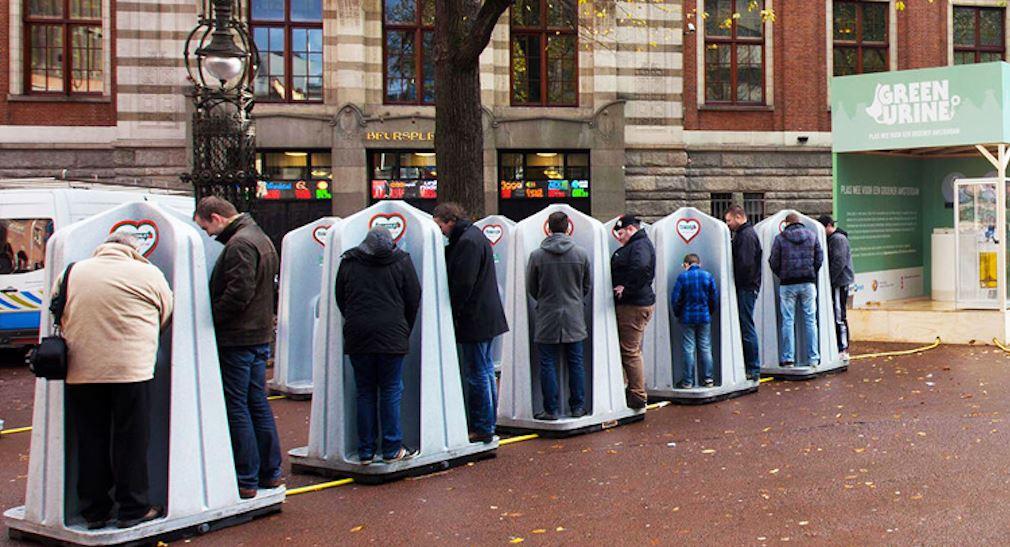 amsterdam tuvaletler