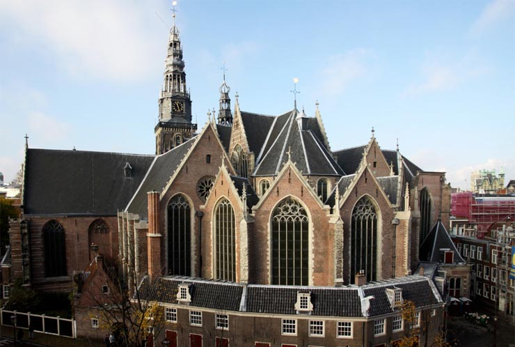 oude kerk kilisesi