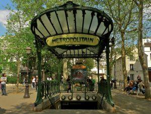 paris metro duragi
