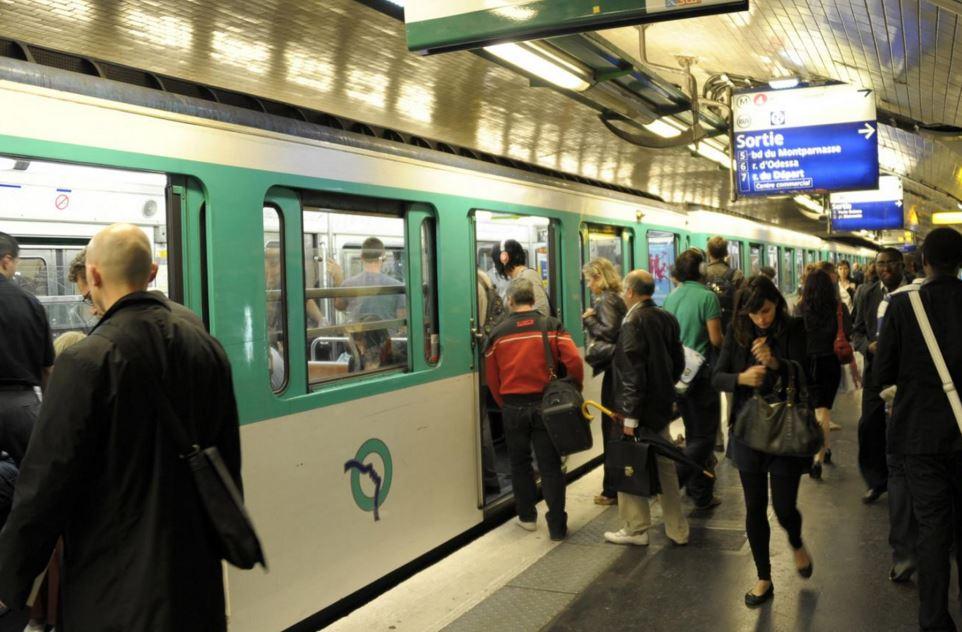 Paris Şehir İçi Ulaşım