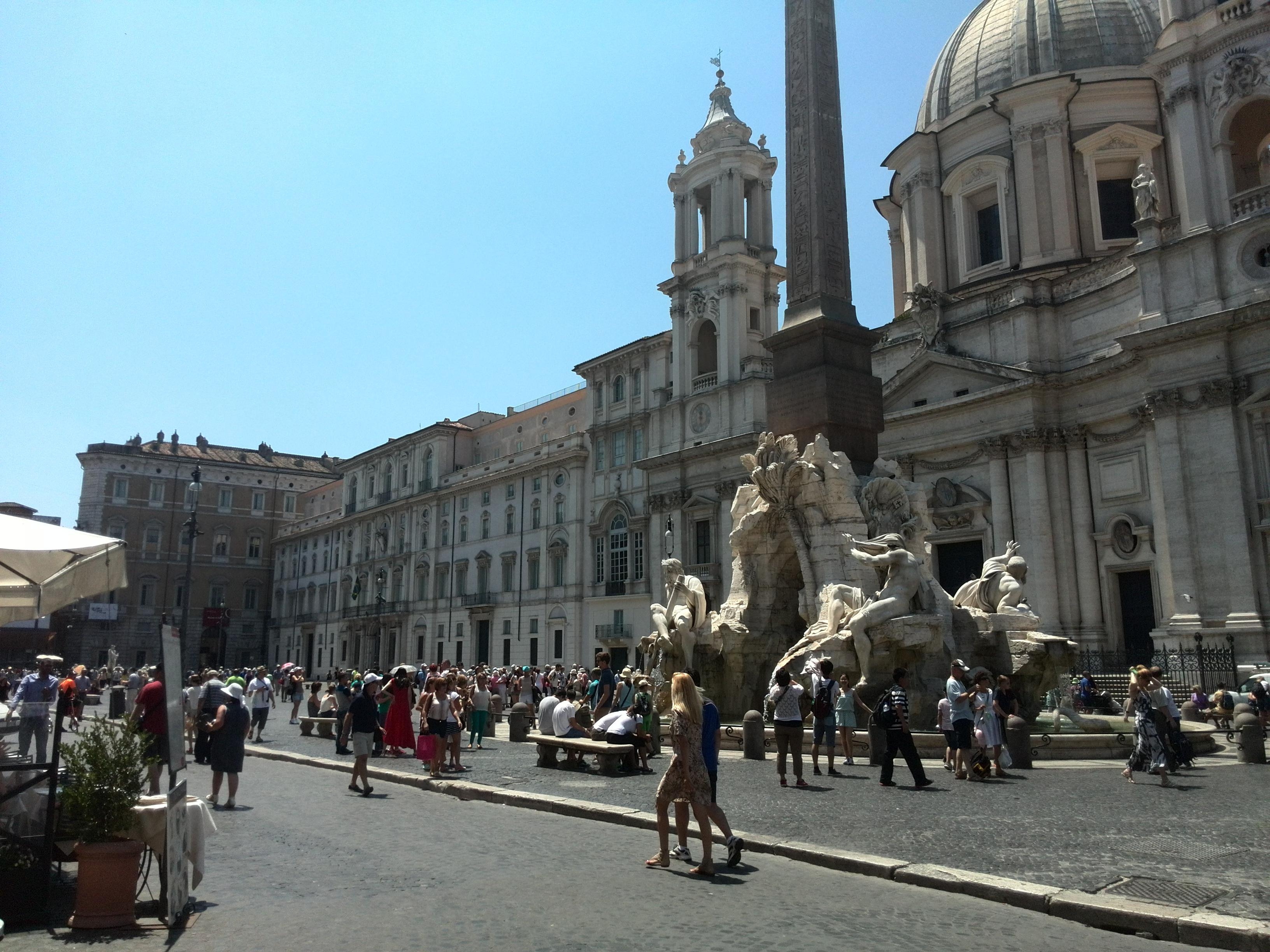 Interrail (Bölüm 1)- İtalya