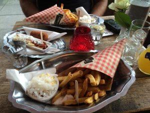 amsterdam patates kızartması