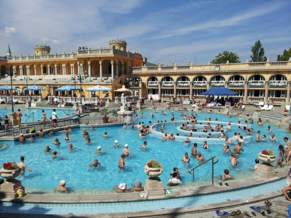 Budapeşte Spa Merkezleri – Termal Kaplıcalar