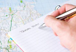 gezi planı