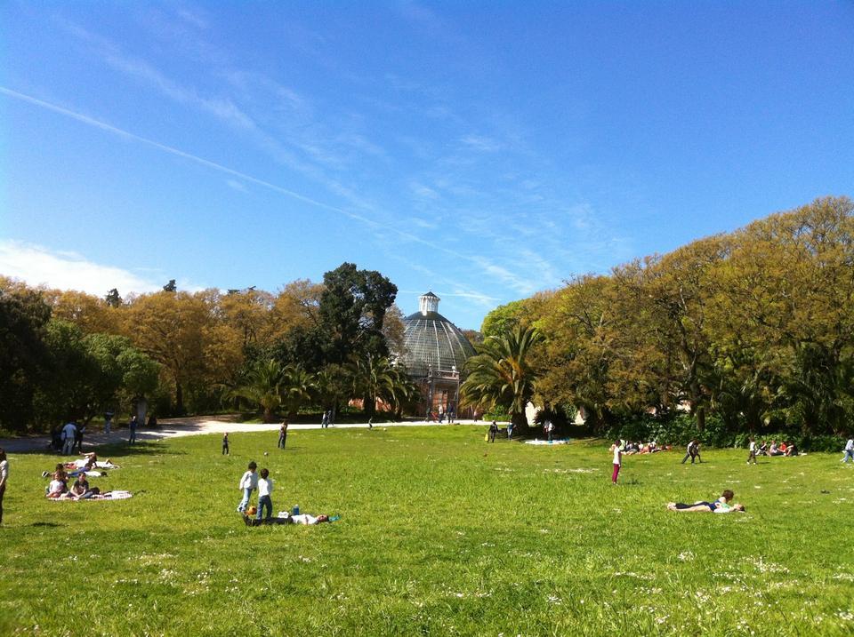 lizbon parkları