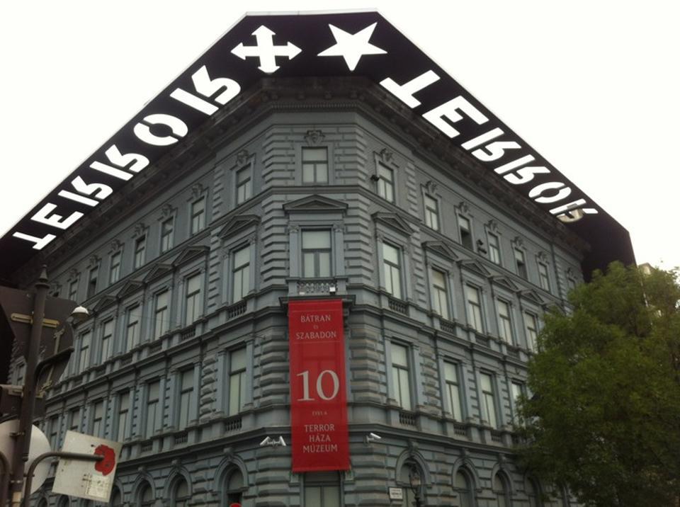 Terör Müzesi (House of Terror)