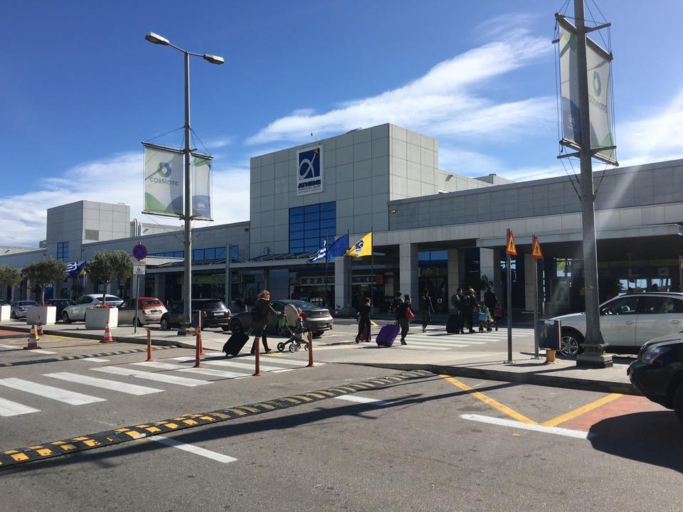 atina havaalanı