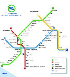 atina metro haritası