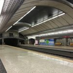 lizbon metro