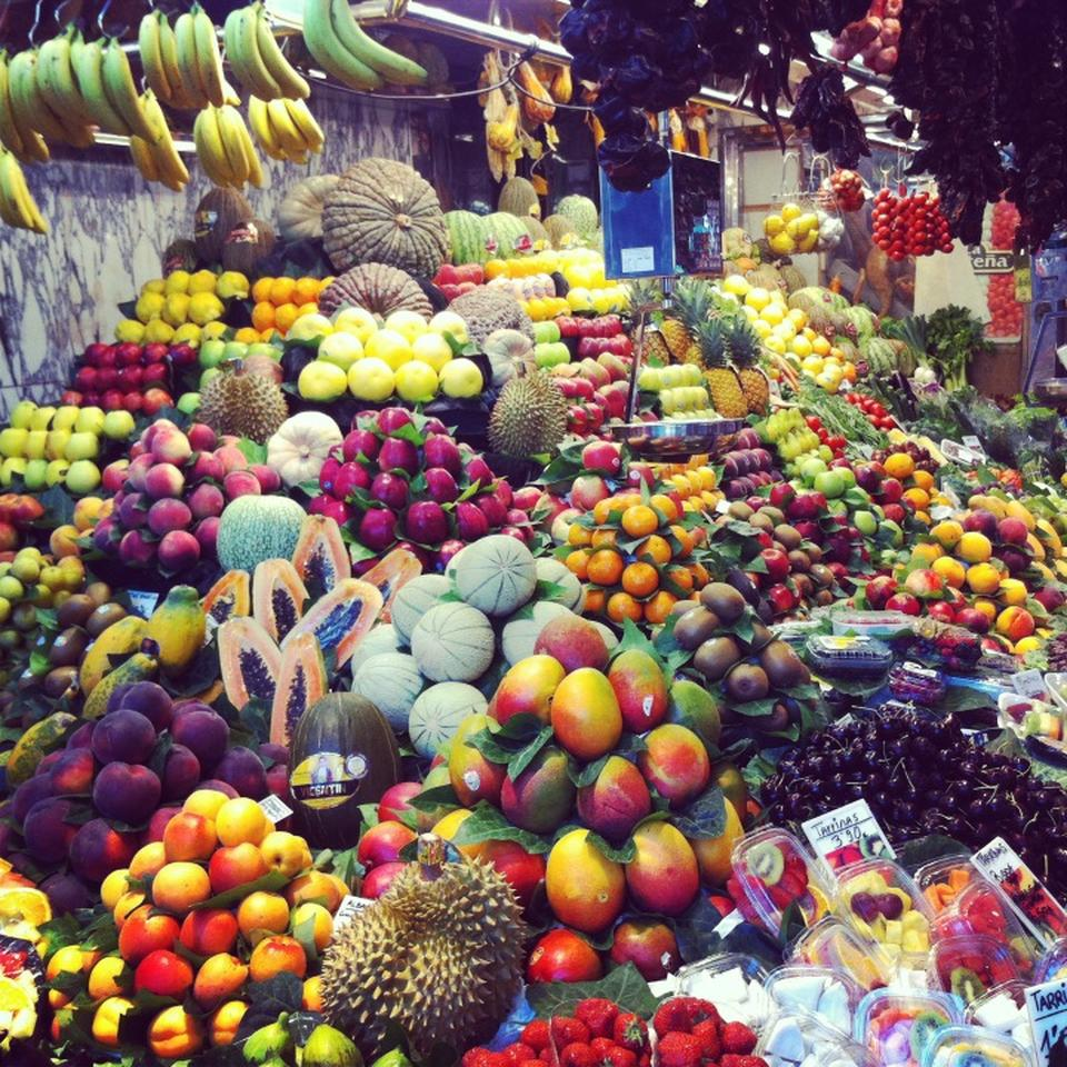 barselona pazarı