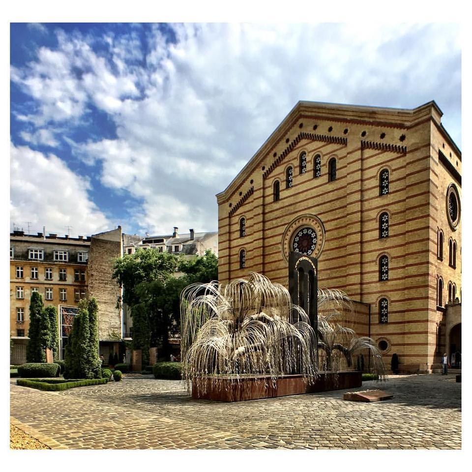 dohany sinagog