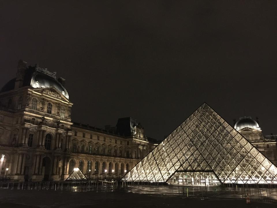 louvre müze