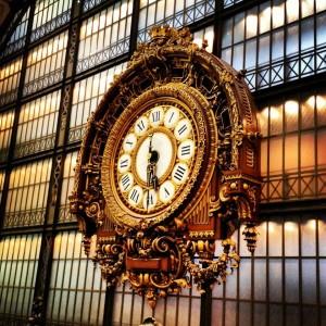 orsay müzesi saat