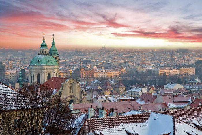 Prag Gezilecek Yerler (20 Muhteşem Yer)