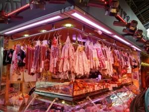 barselona market