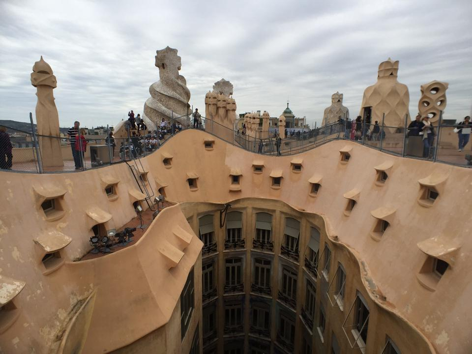 visiter barcelone ticket casa mila coupe file discount - 960×720