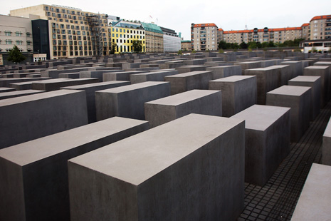 GERMANY, Berlin. Memorial to the Victims of the Holocaust. newyorker.com