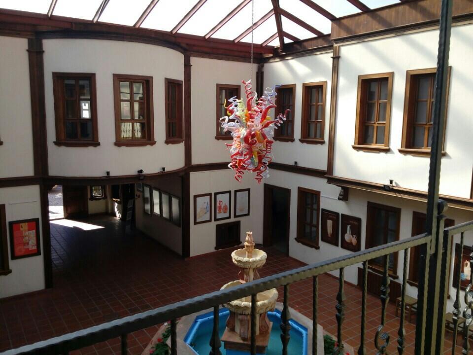 Çağdaş Cam Sanatları Müzesi, Eskişehir  Gezi Rehberleri