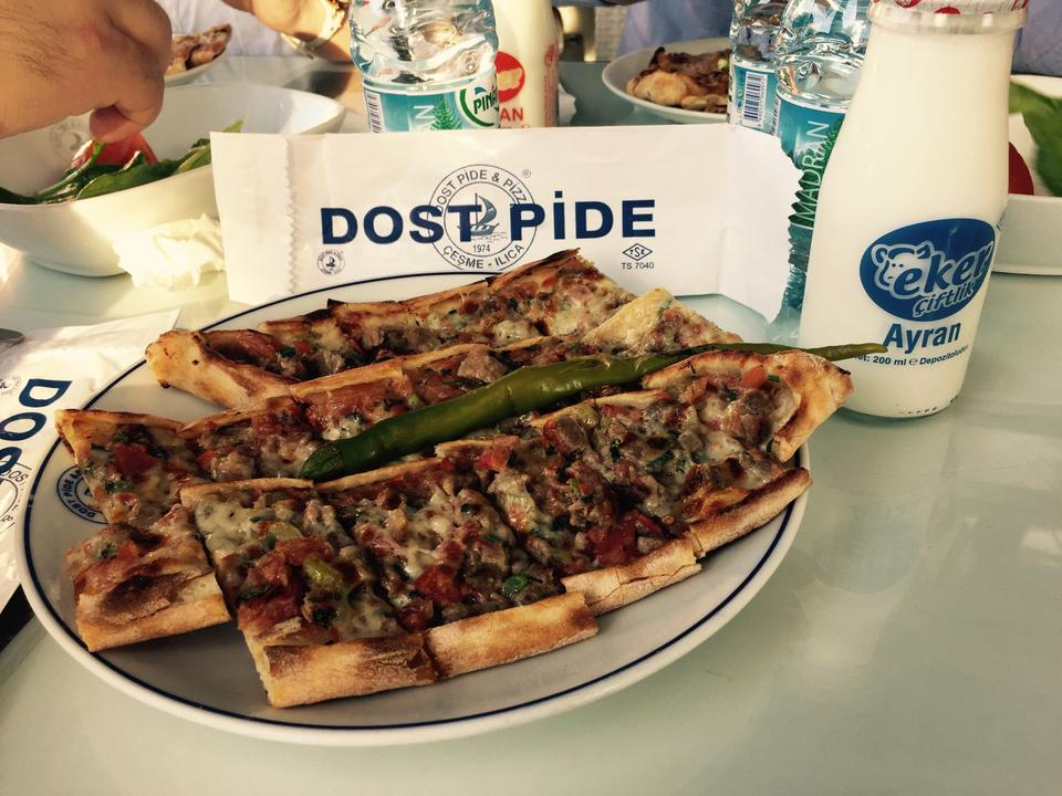 dost pide cesme