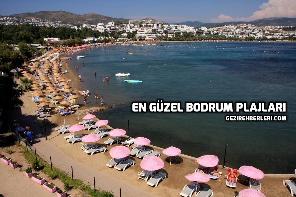 En Güzel Bodrum Plajları