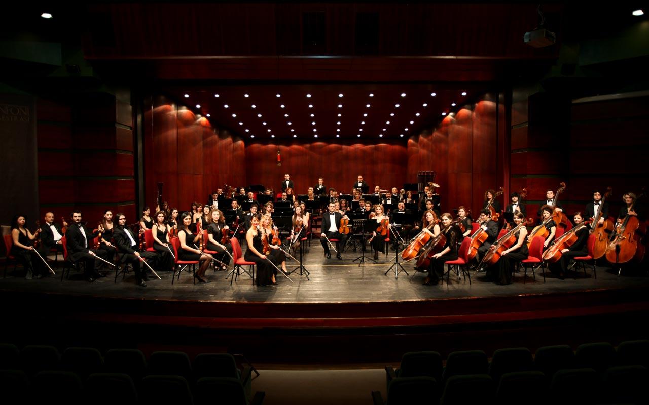 Eskişehir Senfoni Orkestrası Konserleri