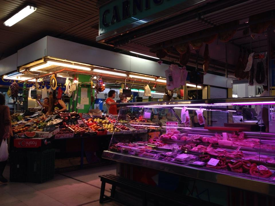 san fernando market