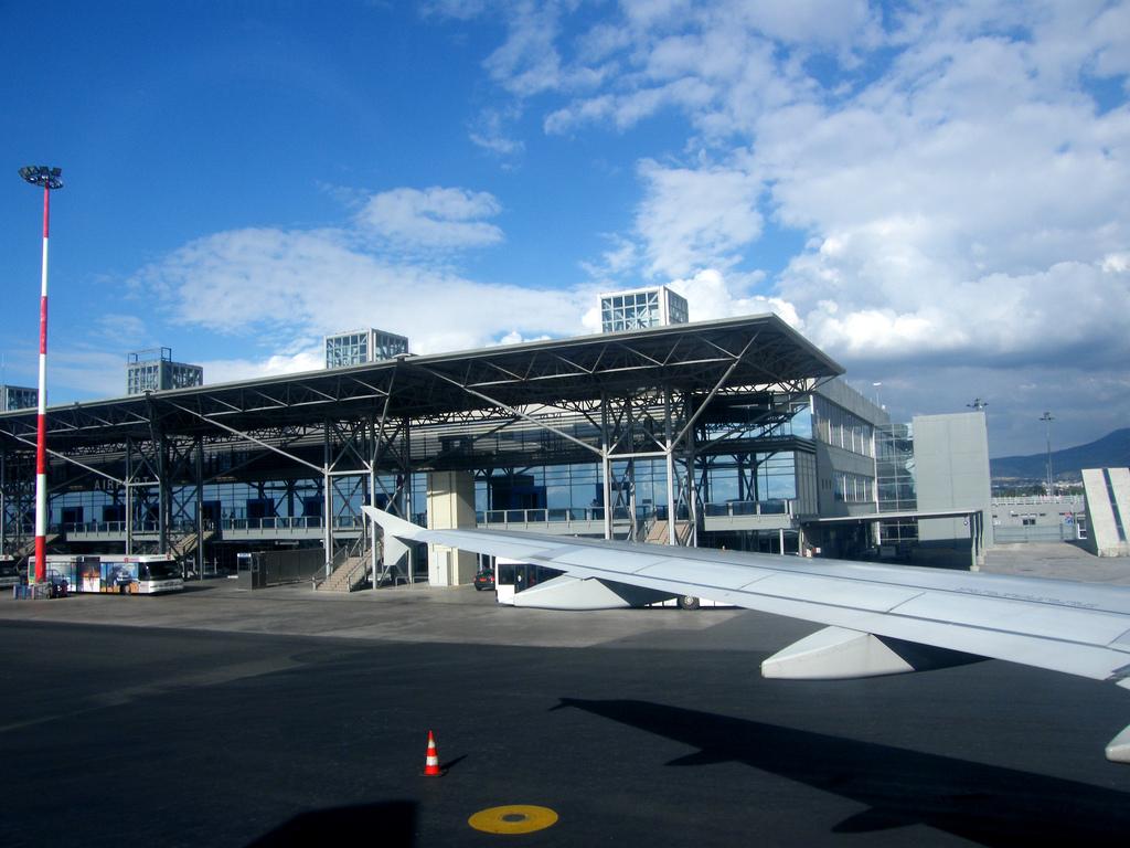 Selanik Havaalanı – Şehir Merkezine Ulaşım
