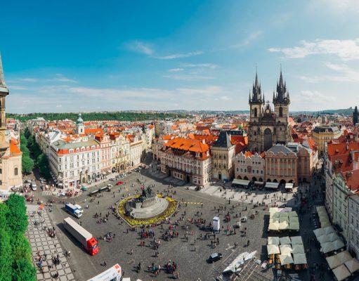 Prag Old Town
