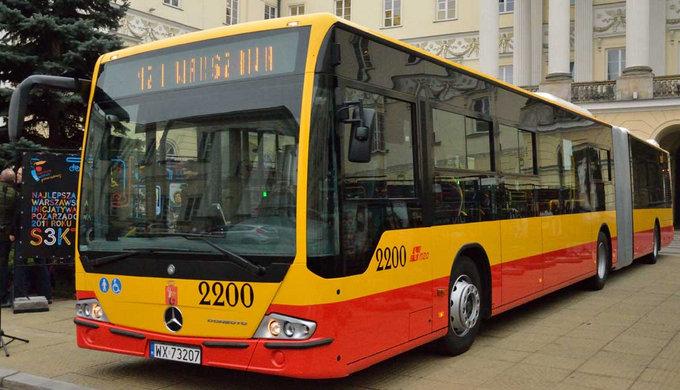 Varşova Şehir İçi Ulaşım