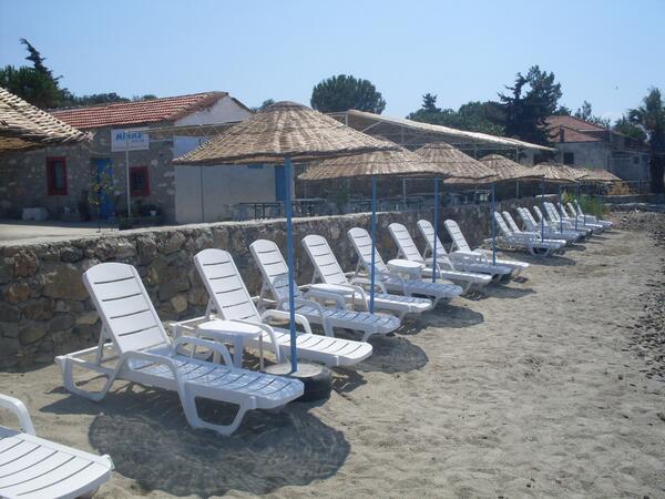 1.köyde bulunan Minas Beach