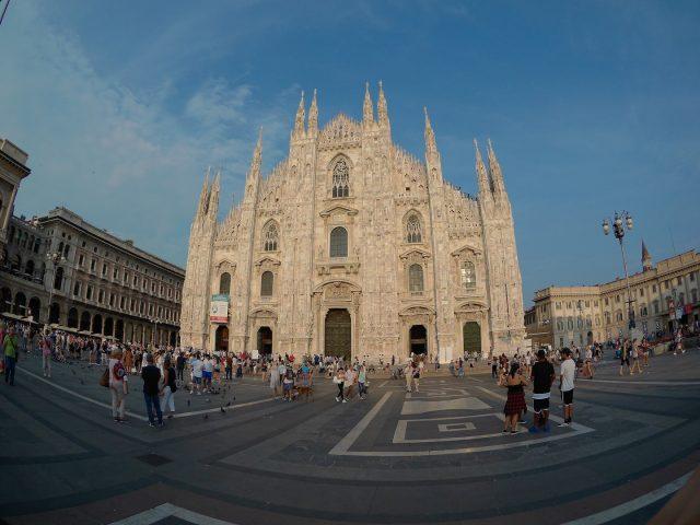 milano katedrali