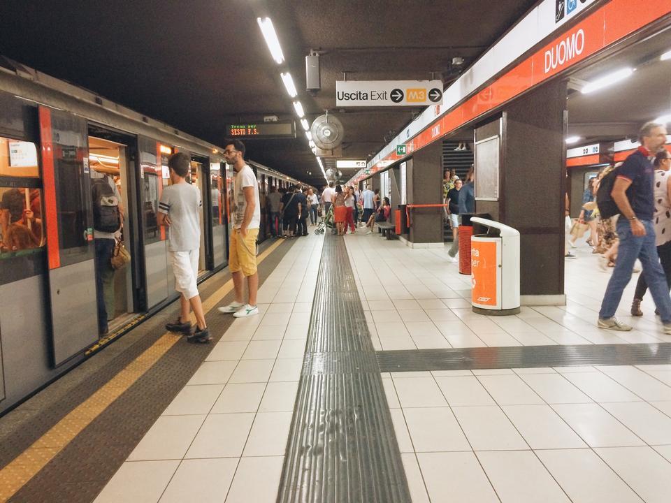 Milano Ulaşım Rehberi – Şehir İçi Ulaşım