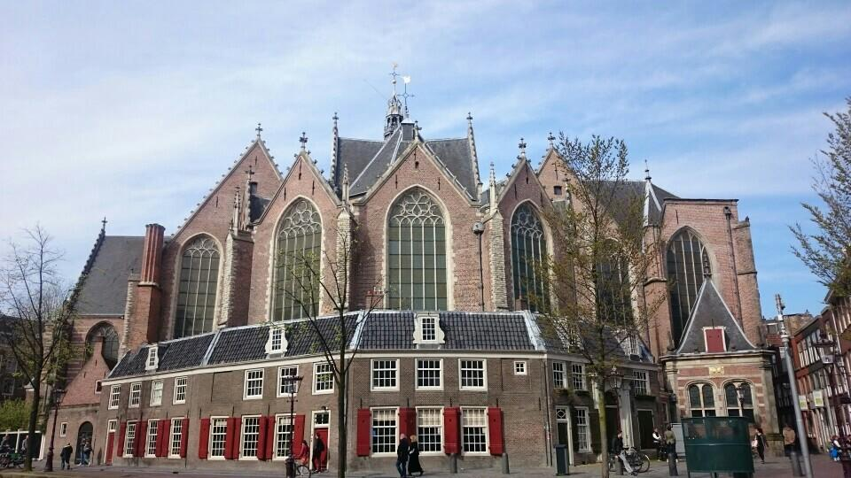 Oude Kerk Kilisesi, Amsterdam