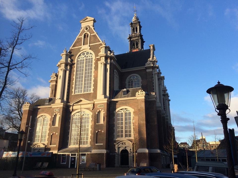 Westerkerk Kilisesi, Amsterdam