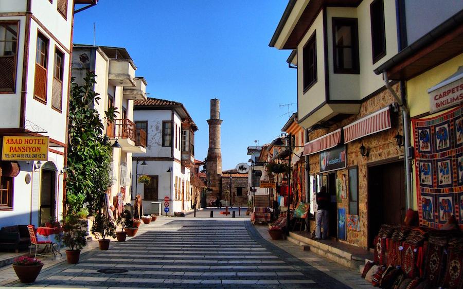Antalya Kaleiçi Gezilecek Yerleri – Nerede, Nasıl Gidilir?