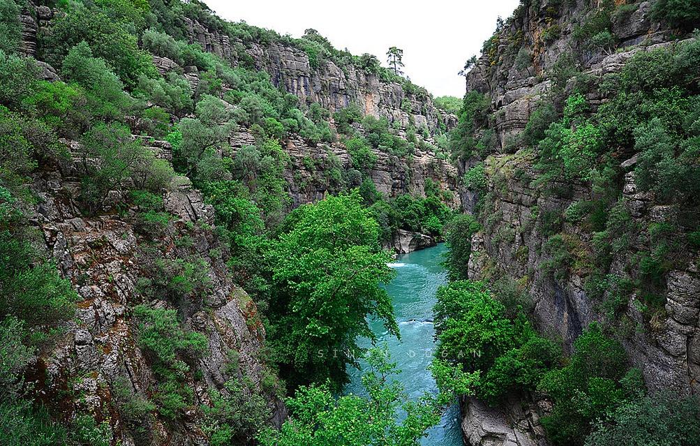 Yazl, kanyon nerede ve nasl gidilir Gezilecek Yerler