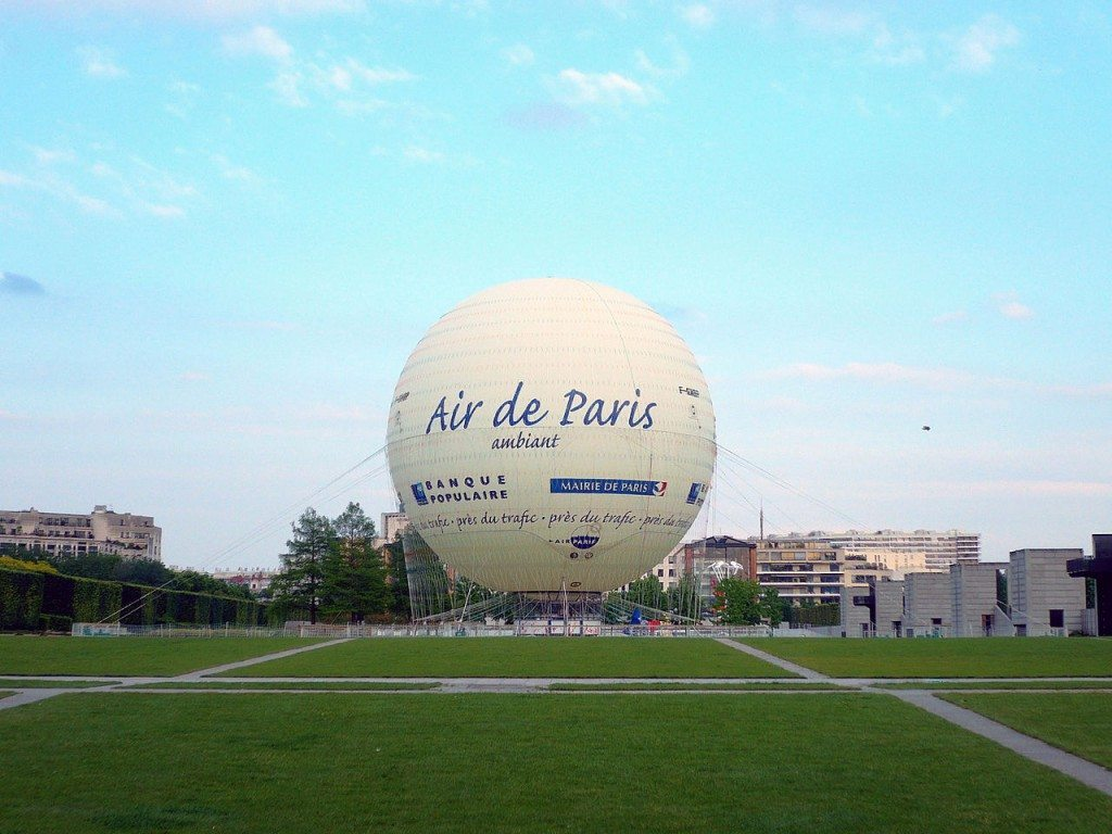 paris-balon