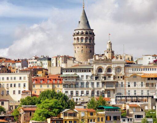 Galata Kulesi, Beyoğlu