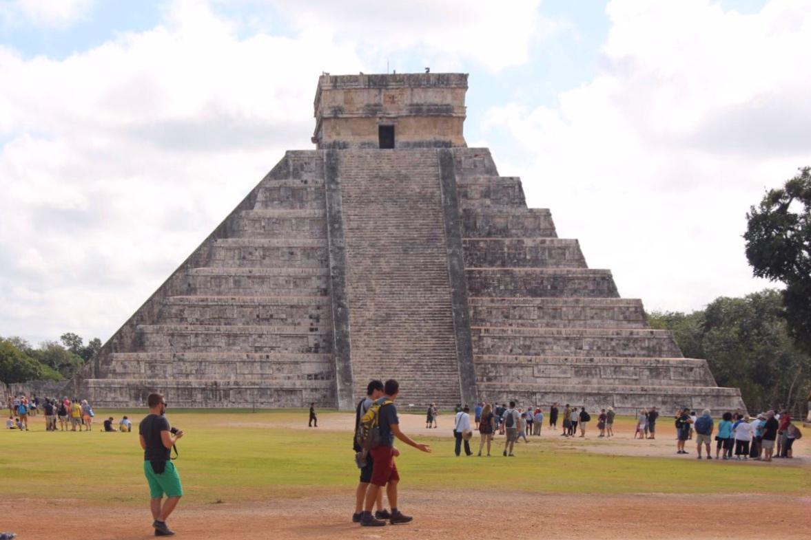 Cancun (Yucatán Yarımadası) Gezilecek Yerler